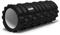 VirtuFit Grid Foam Roller 33 cm Zwart