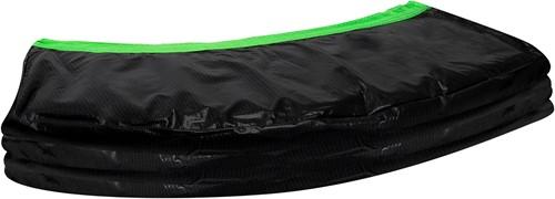 VirtuFit Trampoline Beschermrand - Zwart / Groen - 183 cm
