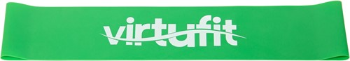 VirtuFit Mini Band - Weerstandsband - Fitness Elastiek -  Medium - Groen