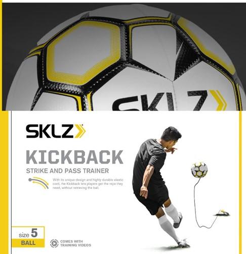 SKLZ Kick Back Voetbal Retoursysteem - Maat 5-3