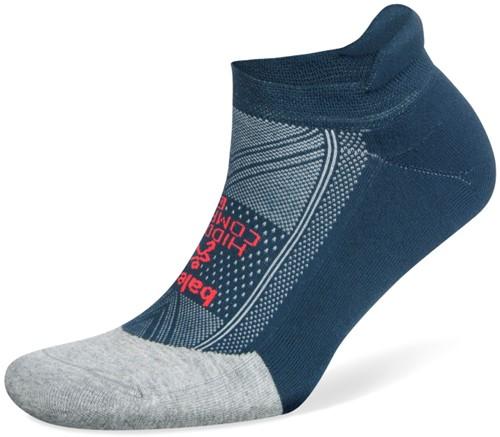 Balega Hidden Comfort Sportsok - Midgrey / Legion Blue