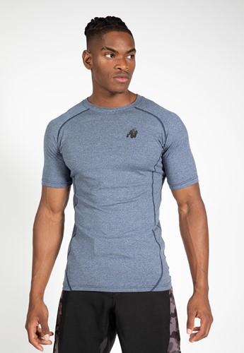 Gorilla Wear Lewis T-Shirt - Lichtblauw