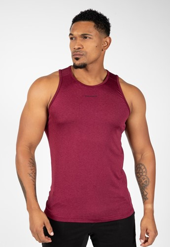 Gorilla Wear Madera Tank Top - Bordeauxrood