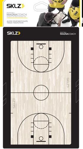 SKLZ Magnacoach Basketbal Coachbord-2