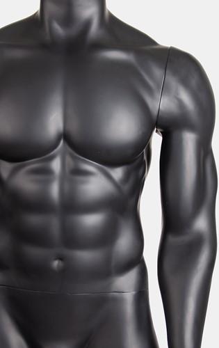 Gorilla Wear Male Muscular Mannequin Model 1