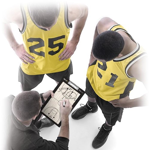 SKLZ Magnacoach - Basketbal Coachbord-2