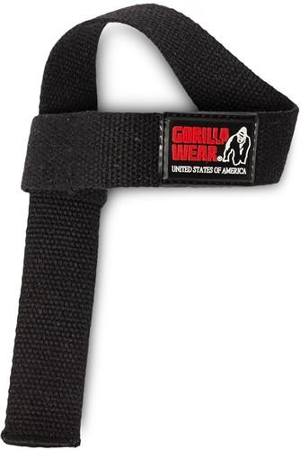 Gorilla Wear Non-Gevoerde Lifting Straps