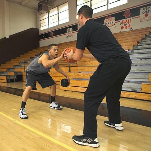 SKLZ Heavy Weight Control Basketbal-3