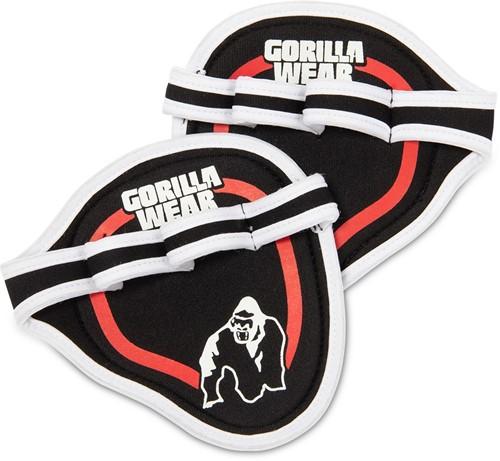 Gorilla Wear Palm Grip - Rood
