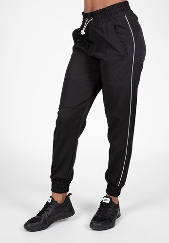 Gorilla Wear Pasadena Geweven Trainingsbroek - Zwart