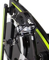Virtufit Etappe 1 spinbike pedalen