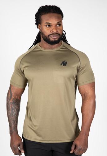 Gorilla Wear Performance T-Shirt - Legergroen