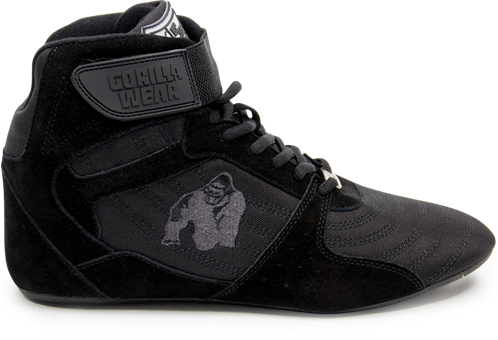 Gorilla Wear Perry High Tops Pro - Zwart