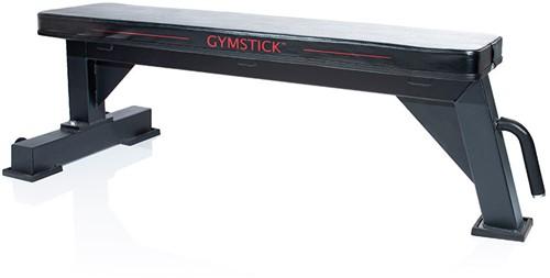 Gymstick Flat Bench Pro - Vlakke Fitnessbank