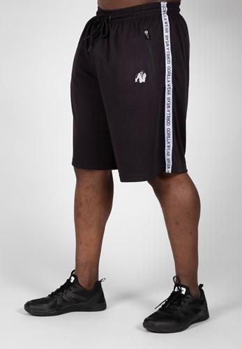 Gorilla Wear Reydon Mesh Shorts 2.0 - Zwart