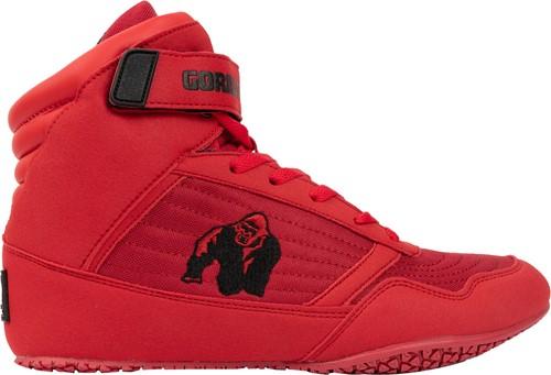 Gorilla Wear High Tops Fitness Schoenen - Rood