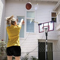 SKLZ Rapid Fire ll - basketbal retoursysteem-3
