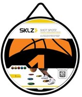 SKLZ Basketbal Shot Spotz-2