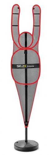 SKLZ D-Man - Verdedigingspop - Red
