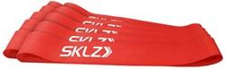 SKLZ Mini Bands set 10 stuks - Rood