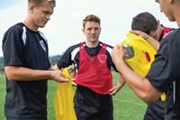 SKLZ Training Vest ( Rood - Volwassenen )-2