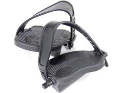 VirtuFit Universele Hometrainer Trappers / Pedalen 14mm