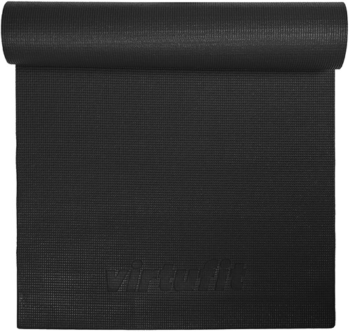 VirtuFit Premium Yogamat - 183 x 61 x 0,4 cm - Onyx Black