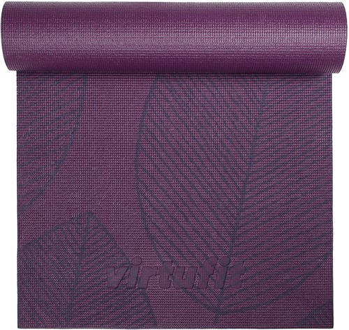 VirtuFit Premium Yogamat - 183 x 61 x 0,6 cm - Mulberry Leaf