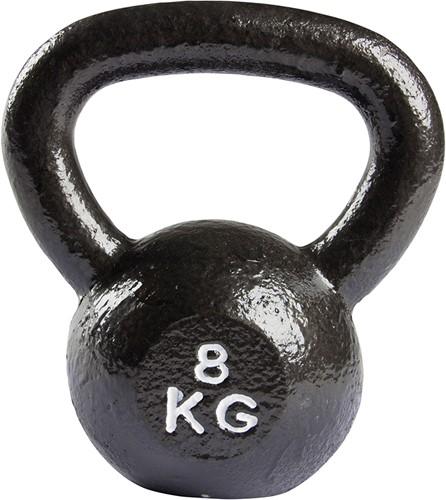 VirtuFit Kettlebell Pro - Kettle Bell - Gietijzer - 8 kg