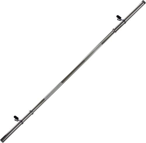 VirtuFit Halterstang 170 cm veerclip 28 mm