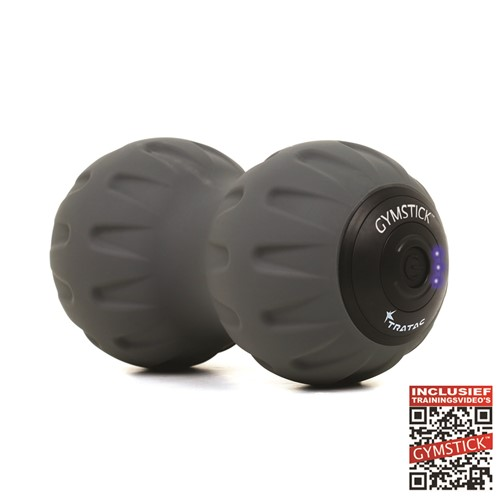 Gymstick Tratac Vibration Ball - Massage Bal - Met Online Trainingsvideo's