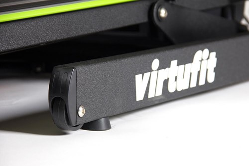 virtufit Close up transportwielen loopband