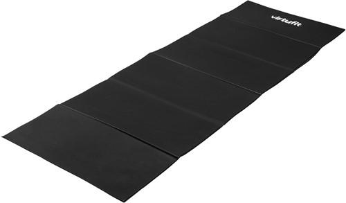 VirtuFit Opvouwbare Fitnessmat - Yogamat - PE - 180 x 60 cm - Grijs-3
