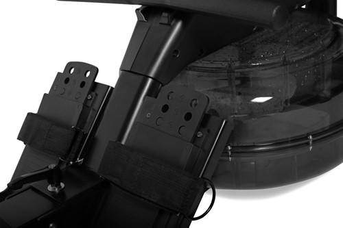 VirtuFit foldable resistance row 900 roeitrainer pedaal