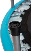 VirtuFit Fitness Trampoline Pro met Verstelbaar Handvat - 100 cm - Blauw-2