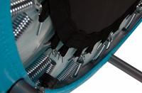 VirtuFit Fitness Trampoline Pro met Verstelbaar Handvat - 100 cm - Blauw-3