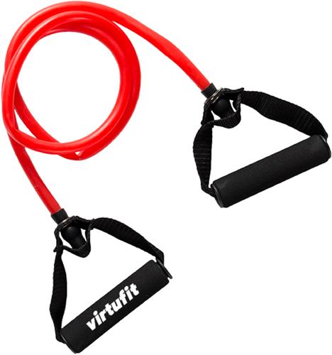 VirtuFit Weerstandskabel - Fitness Elastiek - Met Handvat - Licht