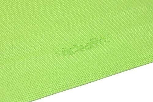 VirtuFit Yogamat - Fitnessmat - Met Draagkoord - 183 x 61 x 0.3 cm - Lichtgroen-2