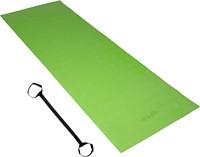 VirtuFit Yogamat - Fitnessmat - Met Draagkoord - 183 x 61 x 0.3 cm - Lichtgroen-3