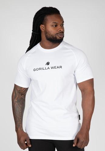 Gorilla Wear Davis T-shirt - Wit