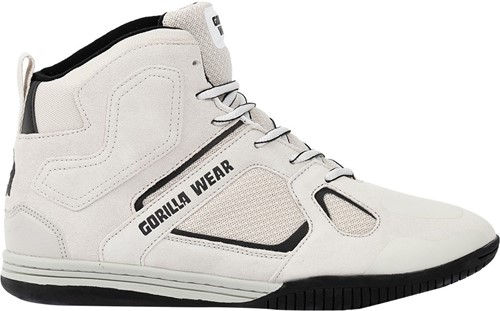 Gorilla Wear Troy High Tops Sportschoenen - Wit
