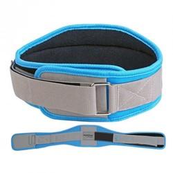 Harbinger Women's Competition CoreFlex Belt Gray/Blue - L