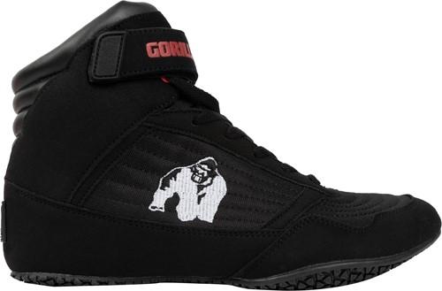 Gorilla Wear High Tops Fitness Schoenen - Zwart